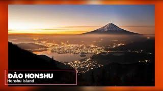 Đảo Của Nhật Bản: Honshu