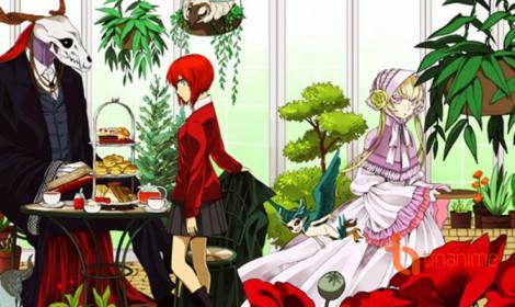 Trailer của phần 2 anime Mahou Tsukai no Yome - Tân nương của phù thủy