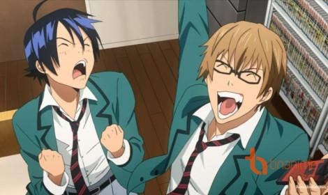 [Góc của fan] Gắng lên sắp thành mangaka rồi!
