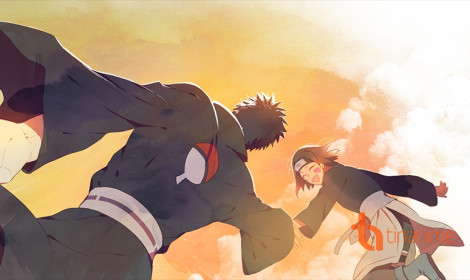 [Góc của Fan] Obito&Rin: Hẹn em kiếp sau - chương 1