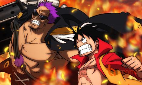 """Zephyr """"Tay Đen"""" - Đô Đốc huyền thoại đến cả Akainu cũng kính nể!"""