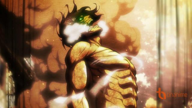 Top 10 khoảnh khắc đáng nhớ nhất trong Attack on Titan (2 season)