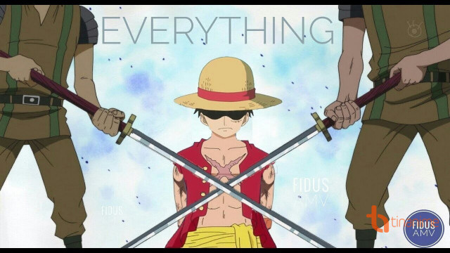 「AMV」Everything - One Piece