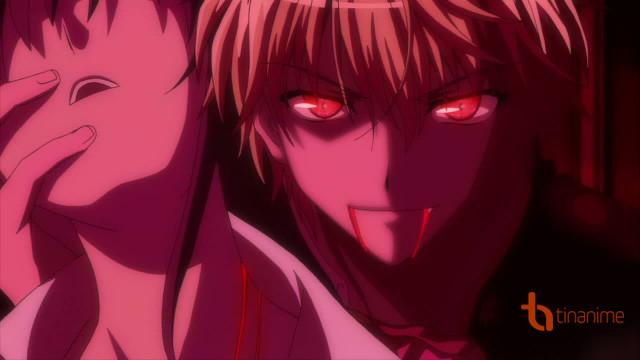 Top 10 Vampire Anime!