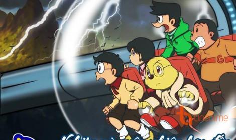 [Doujinshi] Nobita và cuộc phiêu lưu ở hòn đảo bị mất - Chap 1