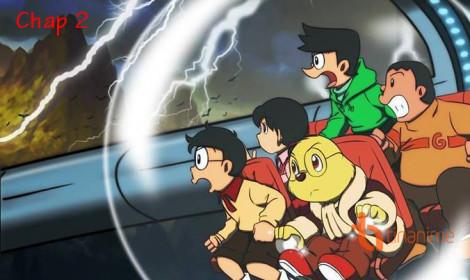 [Doujinshi] Nobita và cuộc phiêu lưu ở hòn đảo bị mất - Chap 2