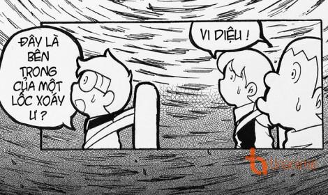 [Doujinshi] Nobita và cuộc phiêu lưu ở hòn đảo bị mất - Chap 8