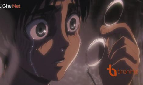 Review Attack on Titan tập 43 - Eren chính là kẻ đã giết cha mình!