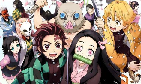 Top 10 anime mùa Xuân 2019 tuần 5 - Biến động bất ngờ, nhưng không khó đoán