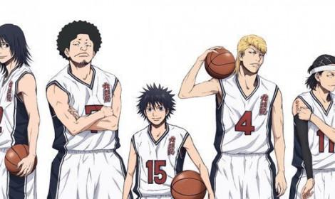Anime bóng rổ Ahiru no Sora - Bộ lùn thì không được chơi?