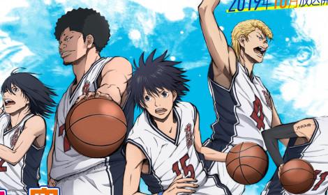 Ahiru no Sora sẽ phát hành liên tục trong 4 mùa!
