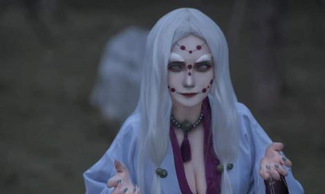 Mãn nhãn với màn cosplay Quỷ Nhện trong Kimetsu no Yaiba!