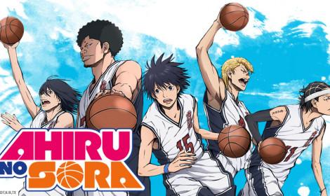 Ahiru no Sora - Cao thủ bóng rổ đã công bố thêm nhân vật mới!