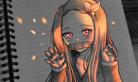 """Ấn tượng trước bộ ảnh anime phiên bản """"phát sáng""""!"""