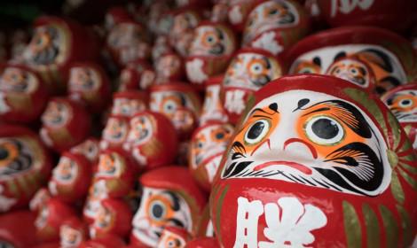 10 biểu tượng đối với người Nhật là may mắn nhất!