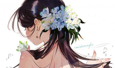 [Artwork] Nàng công chúa của anh!