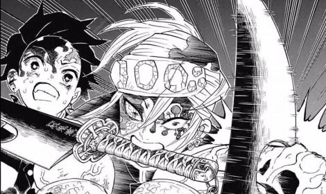 Top 30 manga bán chạy nhất trong một năm vừa qua! - Kimetsu no Yaiba chiếm lĩnh