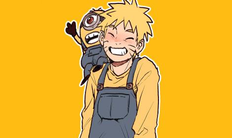 Minions đua nhau cosplay các nhẫn giả trong Naruto!