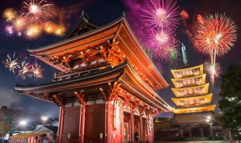 Nhật Bản: Năm mới bị bao phủ bởi tuyết và COVID-19!