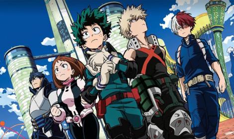 Boku no Hero Academia xác lập mốc 30 triệu bản lưu hành!