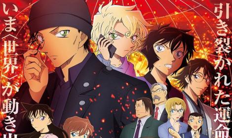Detective Conan movie 2021 ra mắt tiền truyện trước ngày khởi chiếu!