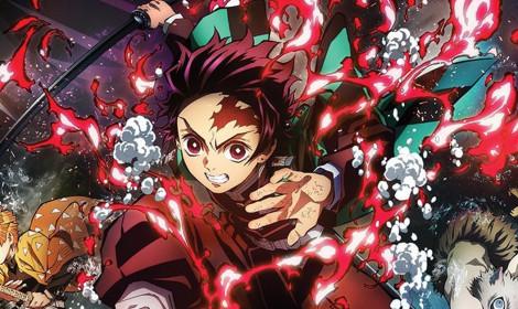 Movie Demon Slayer đã giành được giải thưởng Phim được yêu thích nhất của Viện hàn lâm Nhật Bản