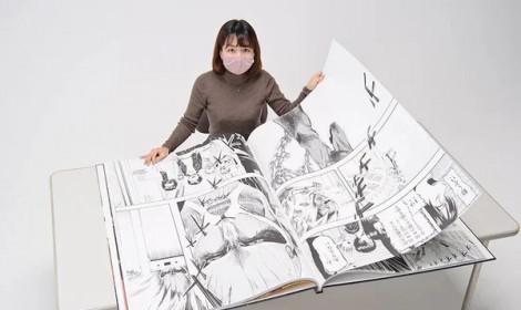Manga Attack on Titan muốn phá vỡ kỷ lục Guinness với bản in có kích thước khủng