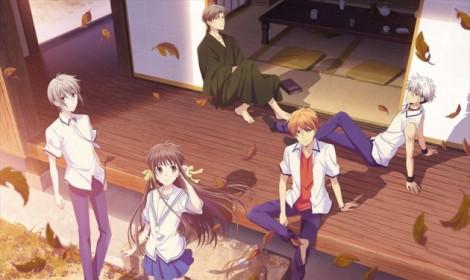 Anime Fruits Basket The Final tiếp tục hé lộ hình ảnh mới trước thềm ra mắt