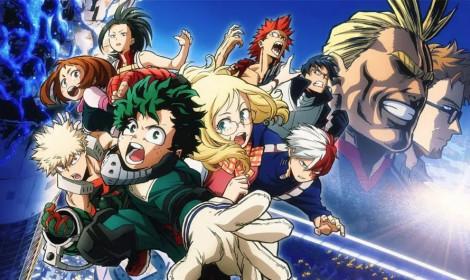 Manga My Hero Academia chính thức chạm mốc 50 triệu bản được lưu hành