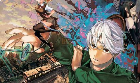 Shonen Jump ra mắt hai bộ Manga mới ngay khi Phantom Seer kết thúc