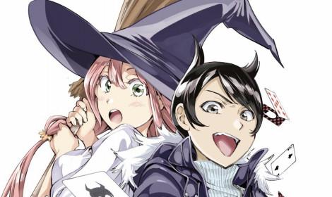 Manga Tricks Dedicated To Witches đã đi đến hồi kết