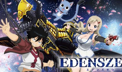 Anime Edens Zero chuẩn bị lên sóng trên Netflix