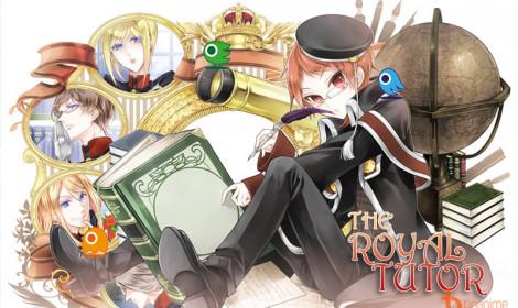 Manga The Royal Tutor của Higasa Akai chuẩn bị đi đến hồi kết