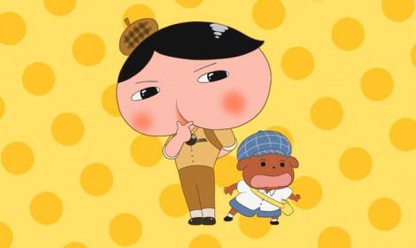 Công bố ngày phát sóng anime Butt Detective