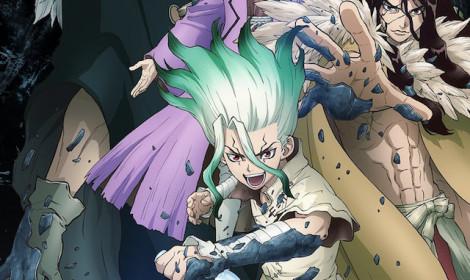 Anime Dr. Stone: Stone Wars sẽ được ra mắt trên Toonami