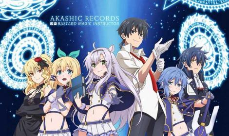 Manga Akashic Records of Bastard Magic Instructor đi đến hồi kết