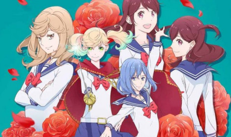Kageki Shojo!! công bố thêm 7 diễn viên mới