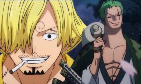 [Spoiler] One Piece - Chương 1022