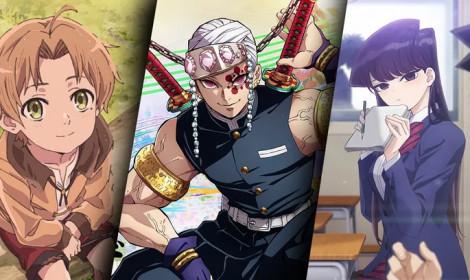 Mùa thu năm nay, những dự án anime nào được mong đợi sẽ lên sóng