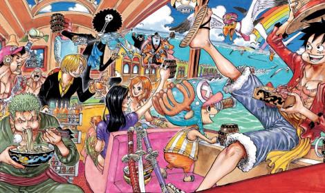 One Piece: Bộ manga làm nên huyền thoại