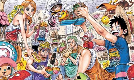 Manga One Piece tạm nghỉ trong tuần này, không có chương mới vào ngày 19 tháng 9