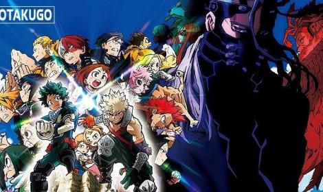 Movie mới của Boku no Hero Academia đã chính thức vượt mốc 3 tỉ yên