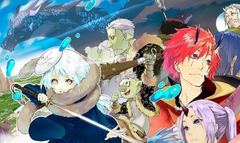Tensei Shitara Slime Datta Ken sẽ chính thức có anime movie vào mùa Thu 2022!