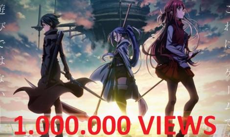 Sau 5 ngày, trailer của Sword Art Online đã đạt hơn 1 triệu lượt xem - Khẳng định độ HOT của mình