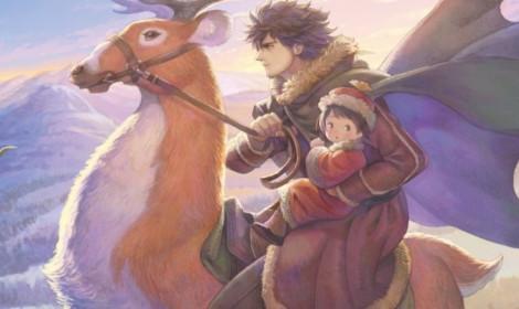 Manga Shika no Ou - Thiên định tàn khốc sẽ chia tay khán giả sau volume thứ 2