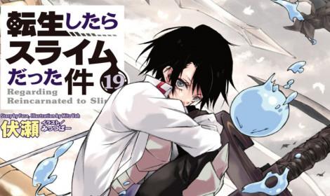 """Lightnovel """"Tensei Shitara Slime Datta Ken"""" tạm hoãn phát hành vol 19"""