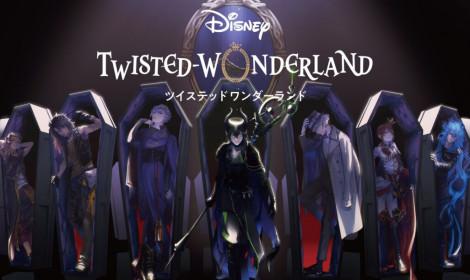 Trò chơi điện tử Disney: Twisted-Wonderland được chuyển thể thành anime