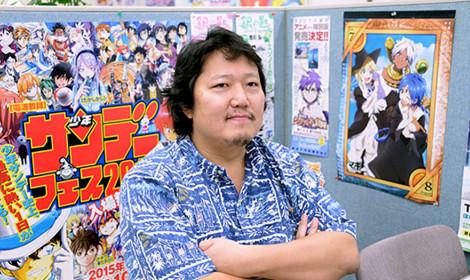 Takenori Ichihara, tổng biên tập của Shonen Sunday từ chức sau 6 năm làm việc