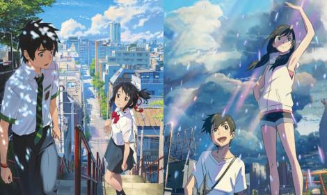 Makoto Shinkai sắp hoàn thành phân cảnh cho bộ phim tiếp theo