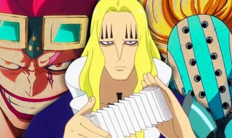 [Spoiler] One Piece - Chương 1029